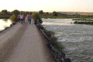 Nehride kaybolan çocuk 2 gündür bulunamıyor