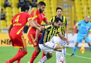 Kadıköy'de gol düellosunda kazanan çıkmadı