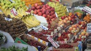 Suudi Arabistan'daki hacılara meyve sebzeler Türkiye'den