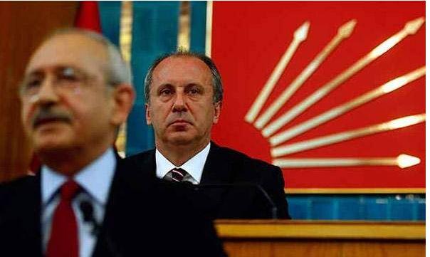Muharrem İnce'den Kılıçdaroğlu'na şok cevap!