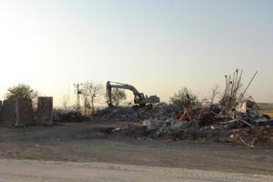 Bombalı saldırı sonrası Diyarbakır BTD İstasyonu yıkıldı