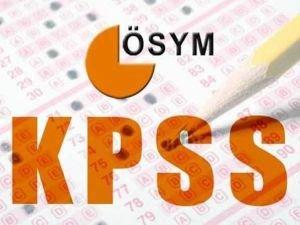 2020-KPSS branş bazında sıralamalar güncellendi