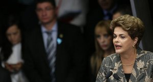 Rousseff: Adaletsizliğin acısını tatmaktan başka çarem yok