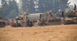 Fırat Kalkanı operasyonunda birliklere takviye ekipler gönderiliyor