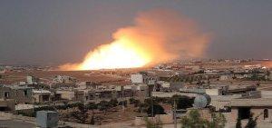 Rus savaş uçakları 'Fosfor' Bombası attı