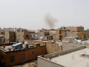 Nusaybin'de yine kontrollü patlama!