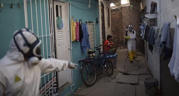 Avrupa'daki hamilelerde Zika Virüsü