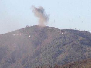 Suriye'de rejim güçleri Türkmendağı'na saldırı başlattı