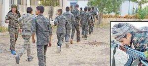 ABD-PYD çocuklara savaş eğitimi vererek cepheye sürüyor