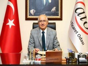 ATO Meclis Başkanı Gürgür'den hakkındaki iddialara tepki