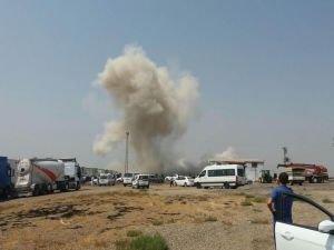 İpekyolu'na tuzaklanan bomba imha edildi