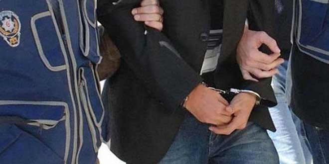 Hırsızlık'tan aranan PKK'lı yakalandı