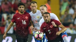Türkiye Rusya ile 0-0 berabere kaldı