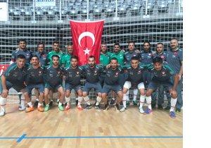 Futsal Milli Takımı Zadar Turnuvasında hüsrana uğrattı