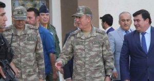 Genelkurmay Başkanı Orgeneral Akar, Erzincan'da