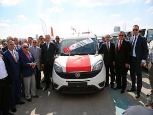 ATO'dan Ankara Emniyeti'ne 211 Otomobil