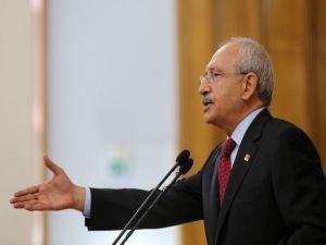 """CHP Lideri Kılıçdaroğlu: """"Devletin kurumlarını kimse kendi arka bahçesi haline dönüştürmemeli"""""""