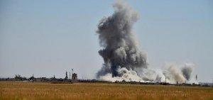 Esed rejimi sivilleri hedef almaya devam ediyor