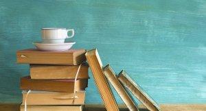 Kafelerde nargilenin yerini kitaplar aldı!