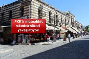 Güneydoğu'nun yeniden kalkınmasına PKK engeli