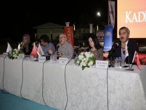 Antalya'da 15 Temmuz Demokrasi Mücadelesi Paneli