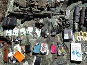 Şırnak'ta 3 PKK'lı öldürüldü