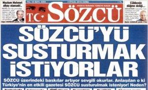 Sözcü gazetesi FETÖ'den kapatılıyor mu?