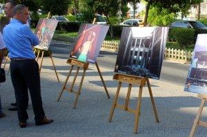 '15 Temmuz Fotoğraf Sergisi' Mersin'de ziyaretçilere açıldı