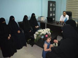 FETÖ mağdurlarından Mustazaflar Cemiyeti'ne ziyaret