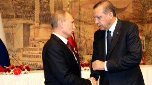 Önemli Erdoğan-Putin görüşmesi başladı