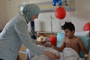 Eski Bakan Ramazanoğlu, Gaziantep'te taziye ziyaretinde bulundu
