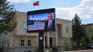 Başbakan Yıldırım'ın Diyarbakır'a gelişi kentte heyecanla karşılandı