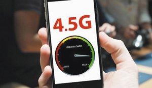 4,5G mobil internette büyük artış yaşandı