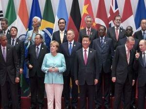 G-20 Zirvesi başladı