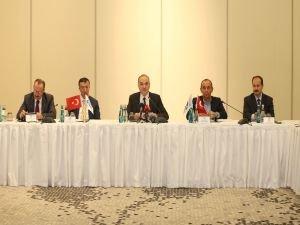 OSD temsilcileri, Bakan Özlü ile Otomotiv Sanayii'nin geleceğini konuştu