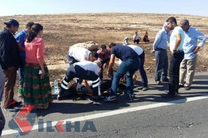 Şanlıurfa'da meydana gelen kazada 6 kişi hayatını kaybetti