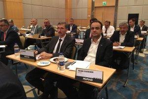 MÜSİAD Ticaret raporunu Bakan'a sundu