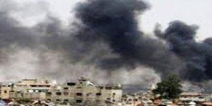 Rusya kalan tek hastaneyi bombaladı!