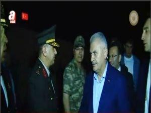 Başbakan'dan Hakkari'ye sürpriz ziyaret!