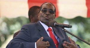 Zimbabve lideri, o iddialara dalga geçerek cevapladı