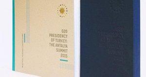 Erdoğan'dan liderlere özel kitap