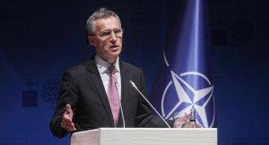 NATO Genel Sekreteri, perşembe günü Türkiye'de