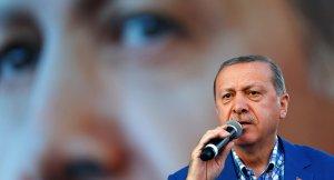 'Erdoğan, halkın yüzde 71'inden destek görüyor'