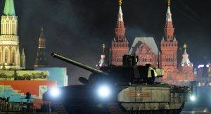 Rusya Savunma Bakanlığı, 100'ü aşkın T-14 Armata tankı için anlaştı
