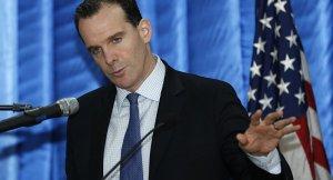 ABD: McGurk, Washington'ın DSG'ye yönelik desteğini teyit etti