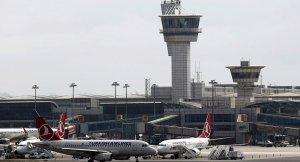 Ağustosta dış hat yolcusu yüzde 23,9 düştü