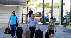 Yunanistan'daki 5 Suriyeli sığınmacı Türkiye'ye iade edildi