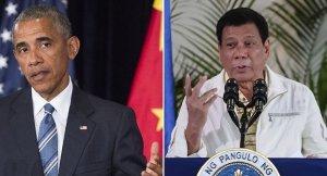 Obama-Duterte gerilimi yemek öncesi diyalogla azaldı