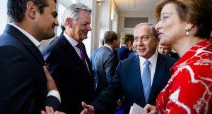 Türk asıllı Hollandalı vekilden Netanyahu'ya Filistin protestosu