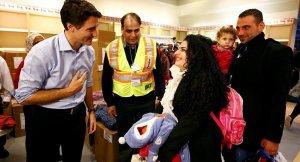 Kanada Suriyelilere kucak açmaya devam ediyor